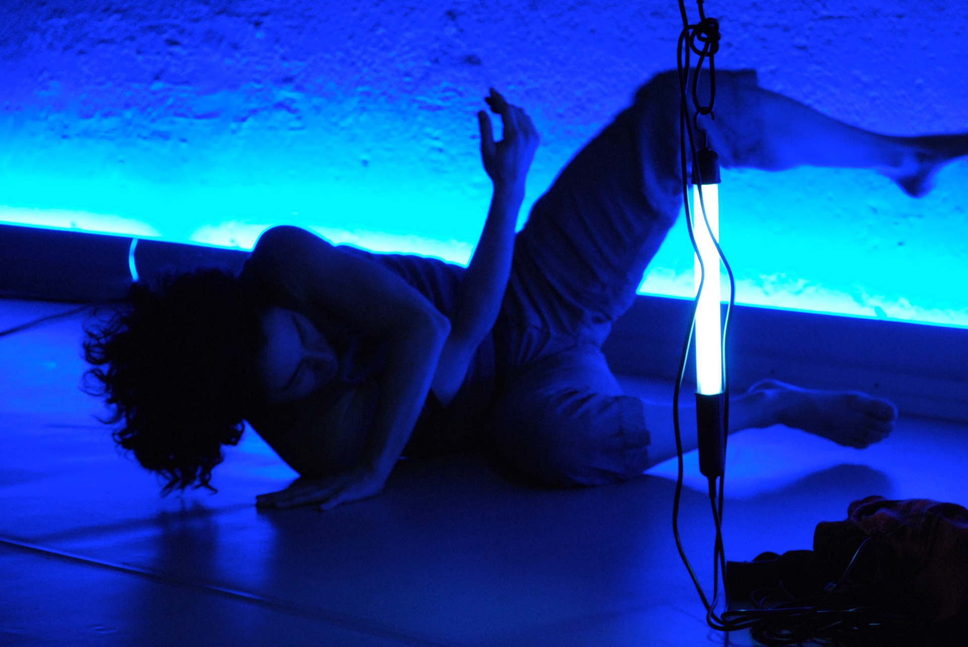 Performance «projekt.raum»