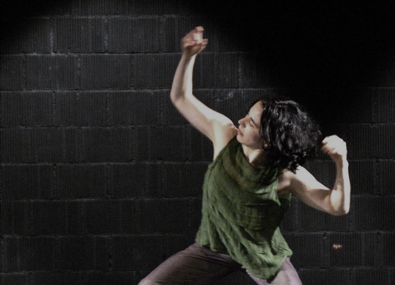 Susanne tanzt